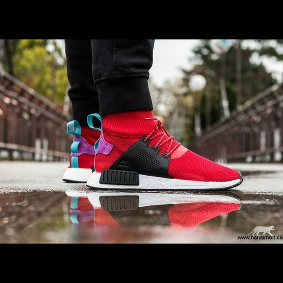 best sneakers 5cfe9 904b1 Adidas NMD Xr1 Winter Mid